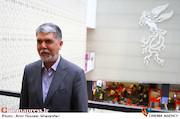 بازدید سیدعباس صالحی وزیر فرهنگ و ارشاد اسلامی از سی و ششمین جشنواره جهانی فیلم فجر