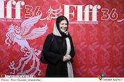 ریما رامین فر در سومین روز سیوششمین جشنواره جهانی فیلم فجر