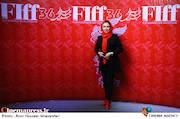 مهلقا باقری در سومین روز سیوششمین جشنواره جهانی فیلم فجر