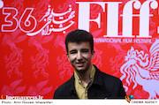 مهدی قربانی در سومین روز سیوششمین جشنواره جهانی فیلم فجر