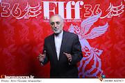علی اکبر صالحی رئیس سازمان انرژی اتمی در سیوششمین جشنواره جهانی فیلم فجر