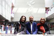 جلیل و مارال فرجاد در چهارمین روز سیوششمین جشنواره جهانی فیلم فجر