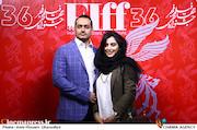 آناهیتا افشار در چهارمین روز سیوششمین جشنواره جهانی فیلم فجر