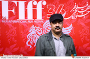 سعید آقاخانی در چهارمین روز سیوششمین جشنواره جهانی فیلم فجر