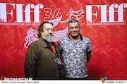 بهراد خرازی در چهارمین روز سیوششمین جشنواره جهانی فیلم فجر
