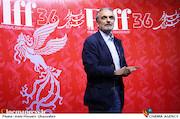همایون ارشادی در چهارمین روز سیوششمین جشنواره جهانی فیلم فجر