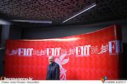 رضا بهبودی در چهارمین روز سیوششمین جشنواره جهانی فیلم فجر