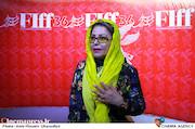اکرم محمدی در چهارمین روز سیوششمین جشنواره جهانی فیلم فجر