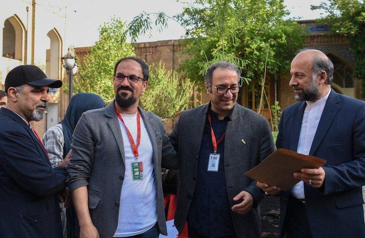 تلاش می کنیم سینمای ایران در خدمت بیان اندیشه باشد