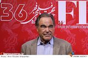 الیور استون در پنجمین روز سیوششمین جشنواره جهانی فیلم فجر