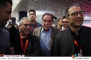 سیدرضا میرکریمی و الیور استون در پنجمین روز سیوششمین جشنواره جهانی فیلم فجر