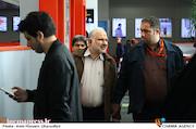 علیرضا سربخش در پنجمین روز سیوششمین جشنواره جهانی فیلم فجر