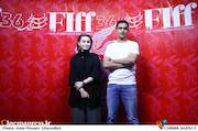 یسنا میرطهماسب و نگار مقدم در پنجمین روز سیوششمین جشنواره جهانی فیلم فجر