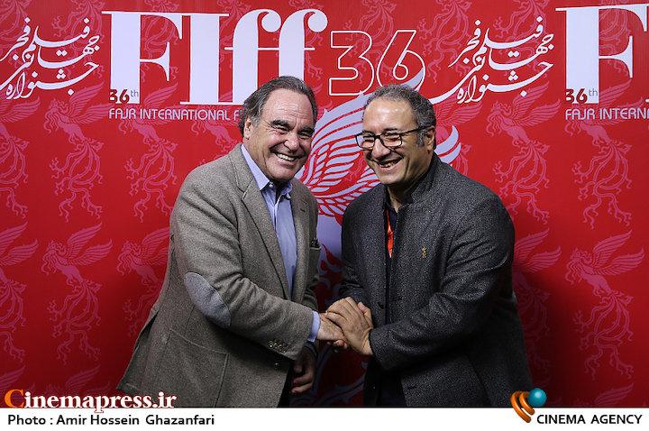 عکس/ پنجمین روز سیوششمین جشنواره جهانی فیلم فجر