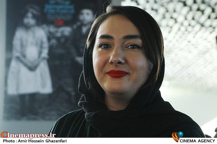 هانیه توسلی در پنجمین روز سیوششمین جشنواره جهانی فیلم فجر