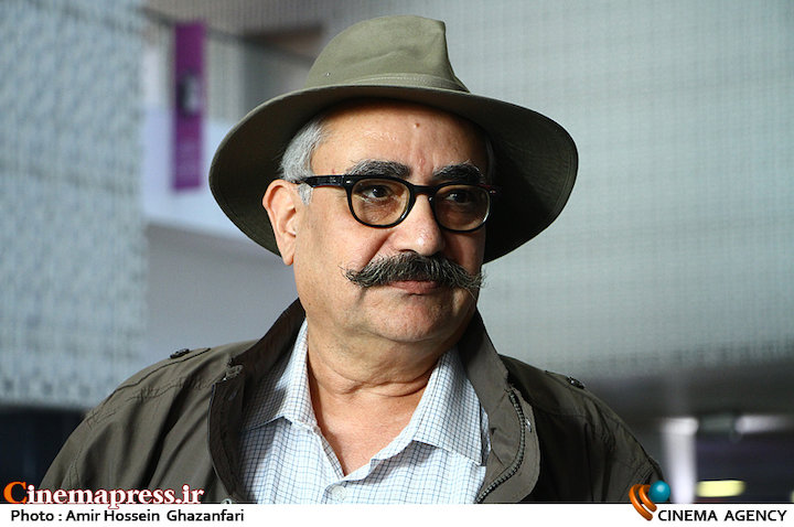 فرزاد موتمن در پنجمین روز سیوششمین جشنواره جهانی فیلم فجر