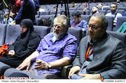 حضور سیدرضا میرکریمی و نادر طالب زاده در نشست مطبوعاتی الیور استون