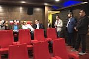 حضور الیور استون در سازمان سینمایی حوزه هنری