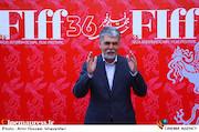 سیدعباس صالحی در مراسم اختتامیه سیوششمین جشنواره جهانی فیلم فجر