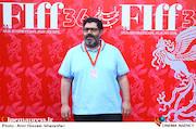 فرهاد اصلانی در مراسم اختتامیه سیوششمین جشنواره جهانی فیلم فجر