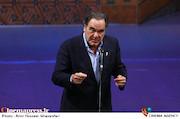 الیور استون در مراسم اختتامیه سیوششمین جشنواره جهانی فیلم فجر