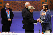مراسم اختتامیه سیوششمین جشنواره جهانی فیلم فجر
