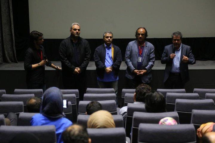 «شور متحد» در جشنواره جهانی فیلم فجر رونمایی شد