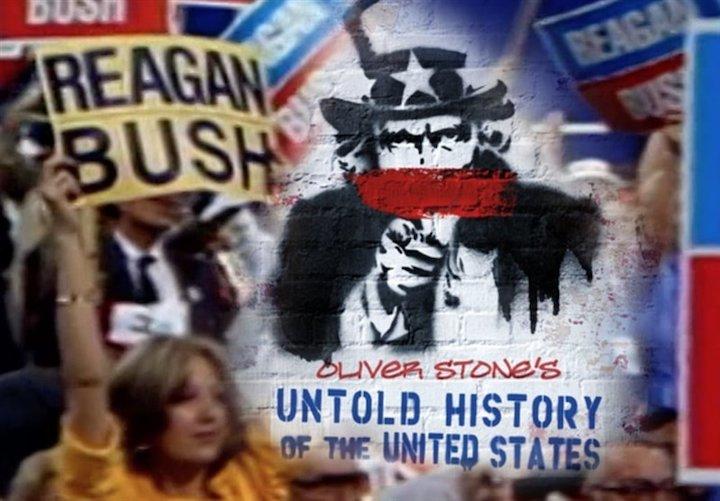 مستند «تاریخ ناگفته آمریکا بهروایت الیور استون»
