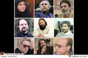 اعضای شورای عالی هنری جشنواره تئاتر مقاومت