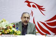 حسین پارسایی در نشست رسانه ای نهمین جشنواره بین المللی سیمرغ