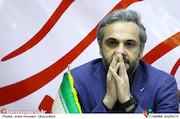بابک زرین در نشست رسانه ای نهمین جشنواره بین المللی سیمرغ
