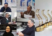داوران دومین جشنواره ملی فیلم ایثار