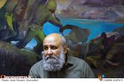 مسعود نجابتی در رونمایی از نشان چهلمین سال پیروزی انقلاب