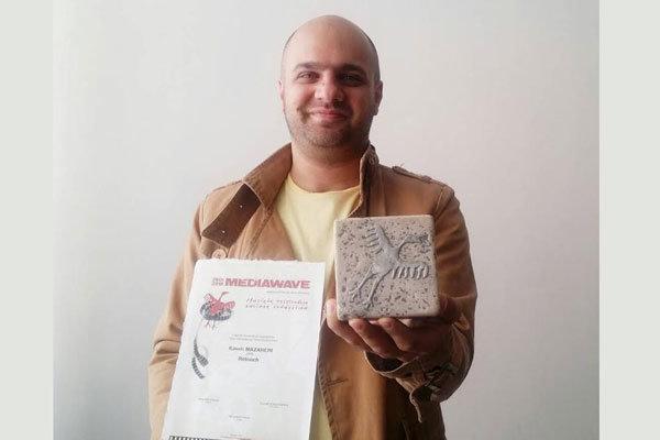 جایزه برای فیلم کوتاه «روتوش»