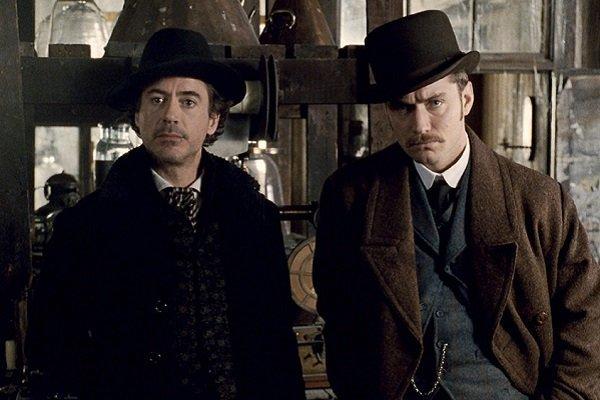 فیلم های سینمایی «شرلوک هولمز»