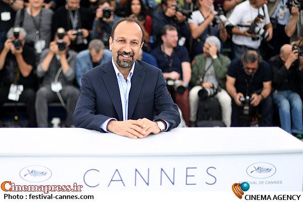 اصغر فرهادی در جشنواره فیلم کن ۲۰۱۸