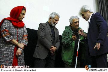 مراسم تجلیل از پیشکسوتان انجمن طراحان فنی سینما