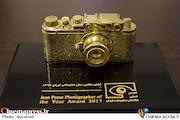 جایزه دوربین طلایی-نشان عکس سال مطبوعاتی ایران