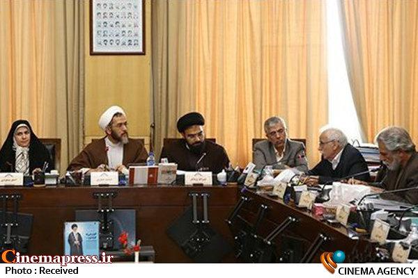 دیدار کمیته فرهنگ، هنر و رسانه کمیسیون فرهنگی مجلس با اعضای انجمن صنفی مستندسازان خانه سینما