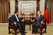 پانگ سن سفیر جمهوری خلق چین در ایران