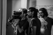 تصویربرداری یک فیلم کوتاه در غسالخانه