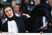 بهناز جعفری در مراسم اختتامیه جشنواره فیلم کن ۲۰۱۸