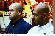 نشست خبری مستند مسابقه فرمانده