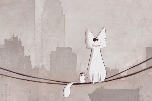 انیمیشن «هیچکس»