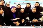 جلوگیری از اجرای ناشنوایان در نمایشگاه قرآن