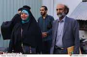 کریم اکبری مبارکه در گردهمایی انجمن سینمای انقلاب و دفاع مقدس