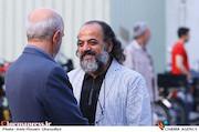 جواد افشار در گردهمایی انجمن سینمای انقلاب و دفاع مقدس