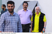 حسین ترابی در گردهمایی انجمن سینمای انقلاب و دفاع مقدس