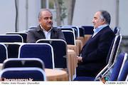 علیرضا قاسمخان در گردهمایی انجمن سینمای انقلاب و دفاع مقدس