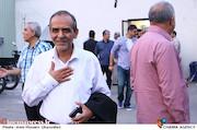 محسن علی اکبری در گردهمایی انجمن سینمای انقلاب و دفاع مقدس